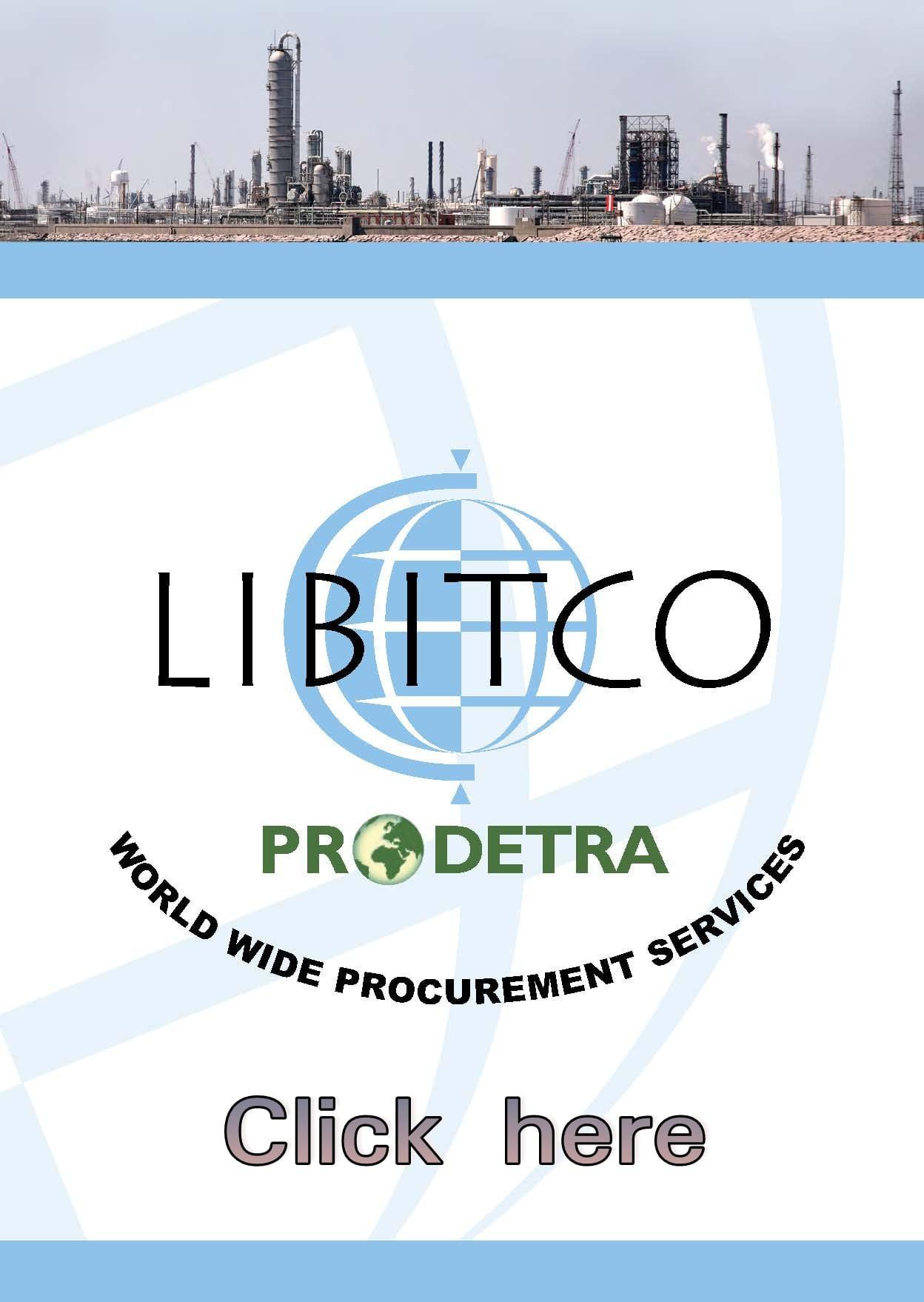 Libitco(Prodetra) procurement company